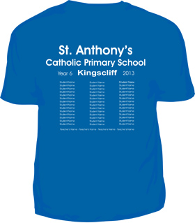 St-Anthony's-Catholic-School-Kingscliff-YEAR-6-SHIRTS