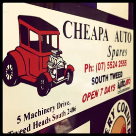 2 Cheapa Auto Spares Tweed Heads South