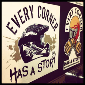 9 Every Corner Has a Story