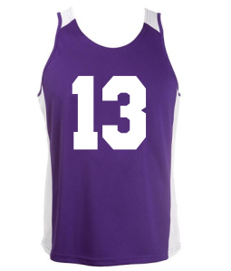 Numbered Sports singlets tweed heads gold coast