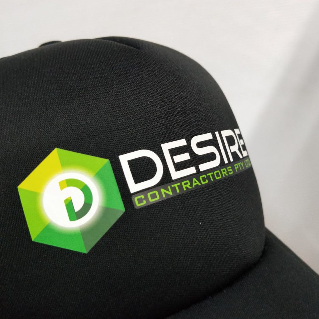 digital hat print
